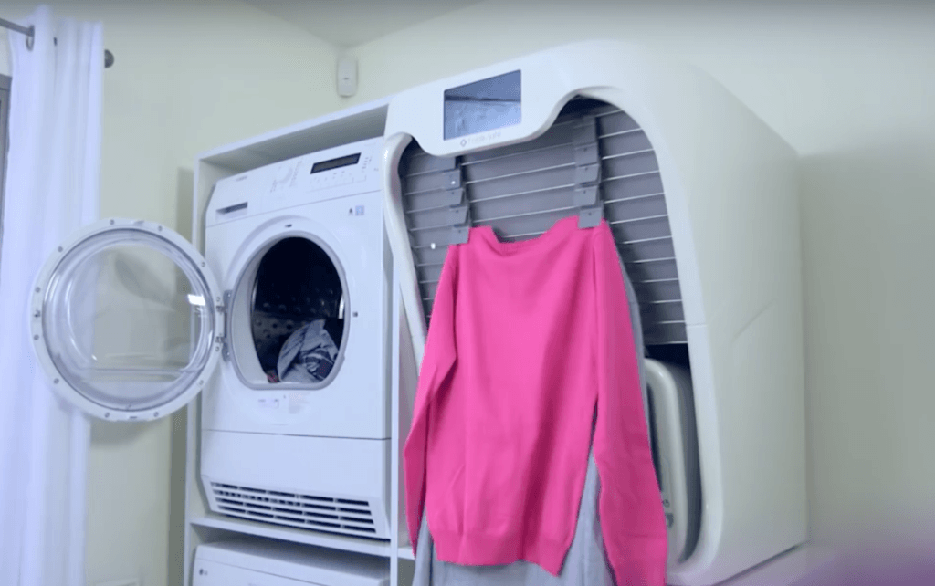 The Laundry Folding Machine