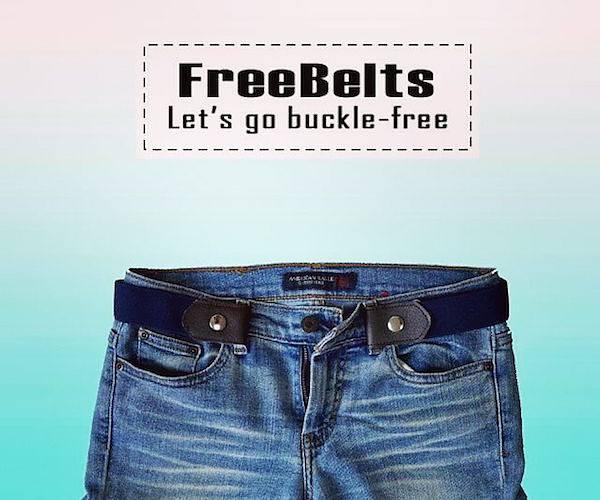 FreeBelt – Let's go buckle-free