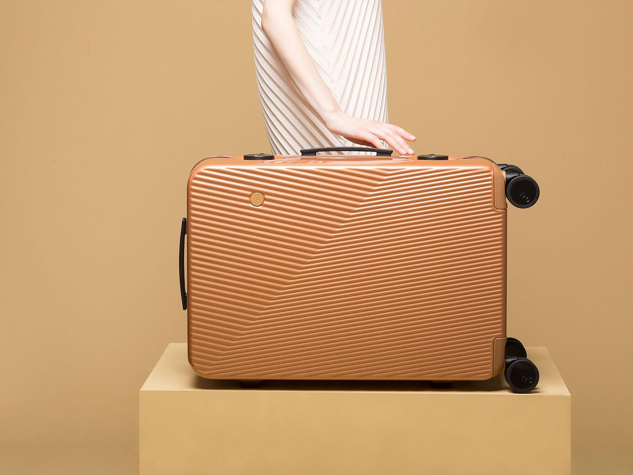 Gingko Luggage Collection by ITO Cases