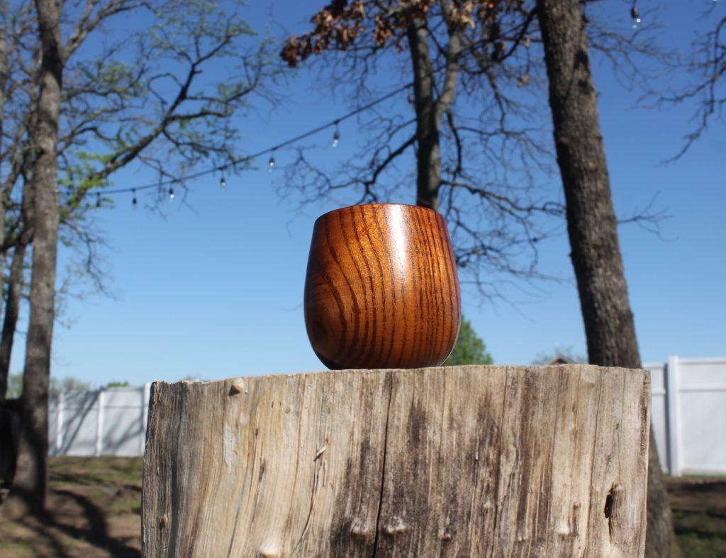 Handmade+Natural+Wooden+Mug