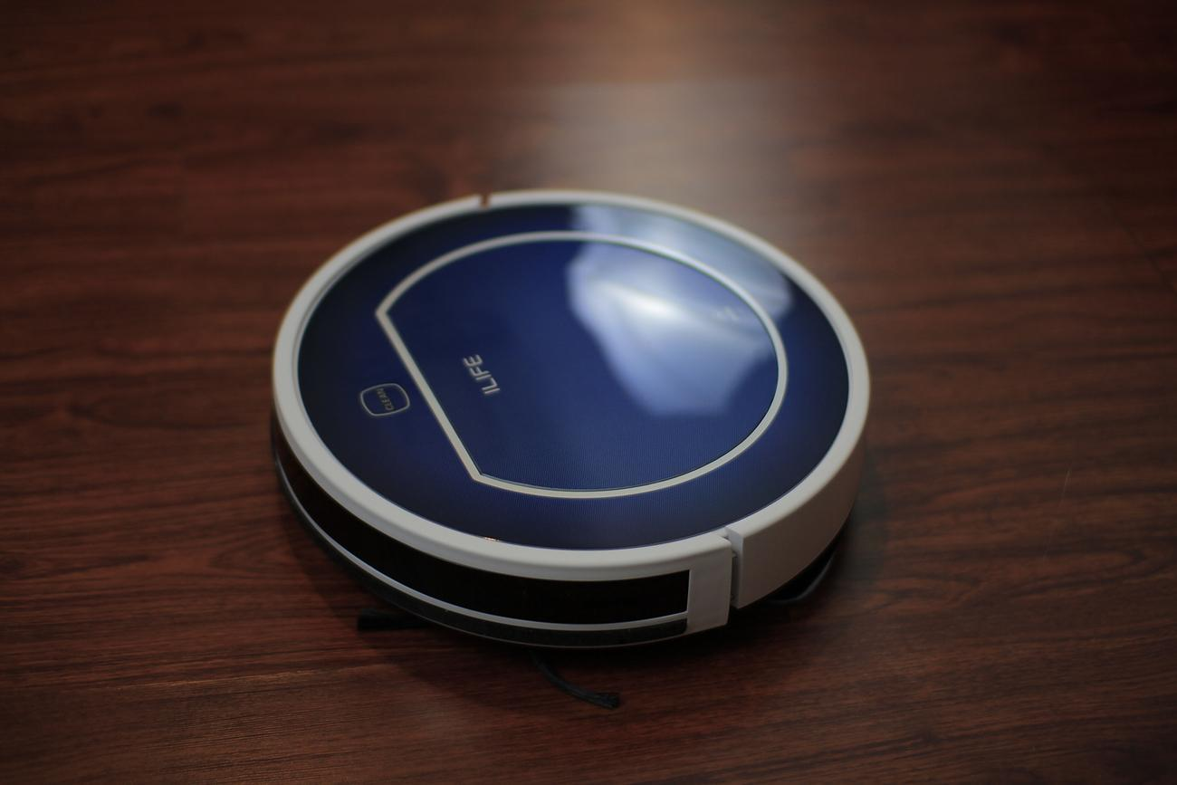 ILIFE+V7+Robot+Vacuum+Cleaner