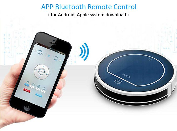 ilife v7 robot vacuum cleaner - Robotic Vacuum Cleaner