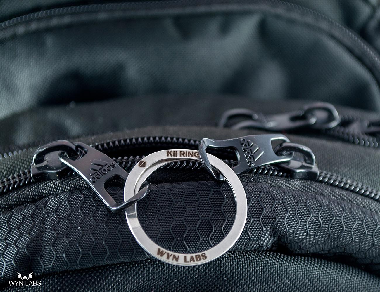 Kii RING – An Effortless Key Ring