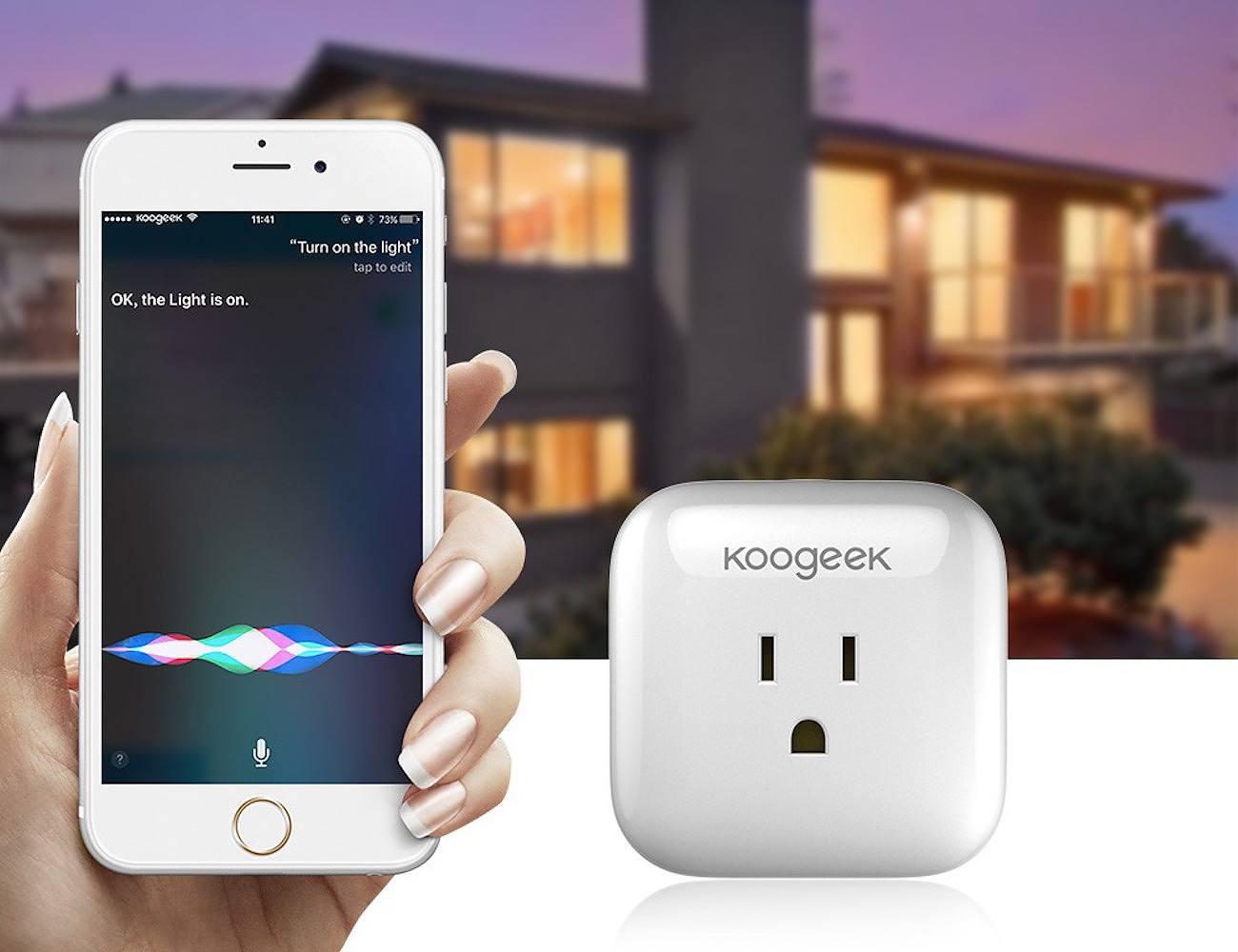 Koogeek Wi-Fi Smart Plug