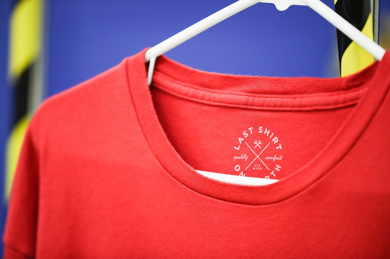Last Shirt on Earth – The T-Shirt Completely Reengineered