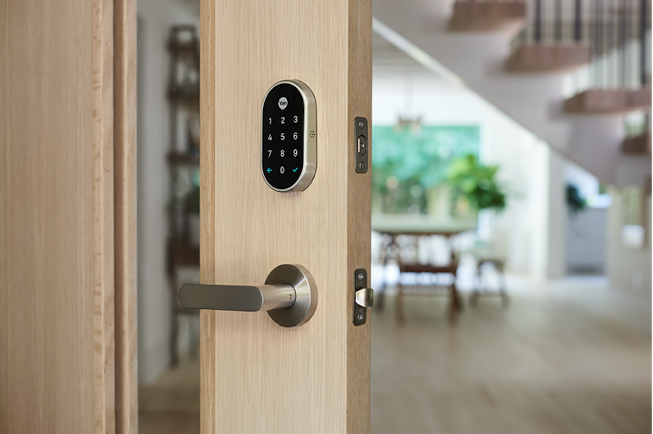 Linus+Lock+By+Yale+And+Nest
