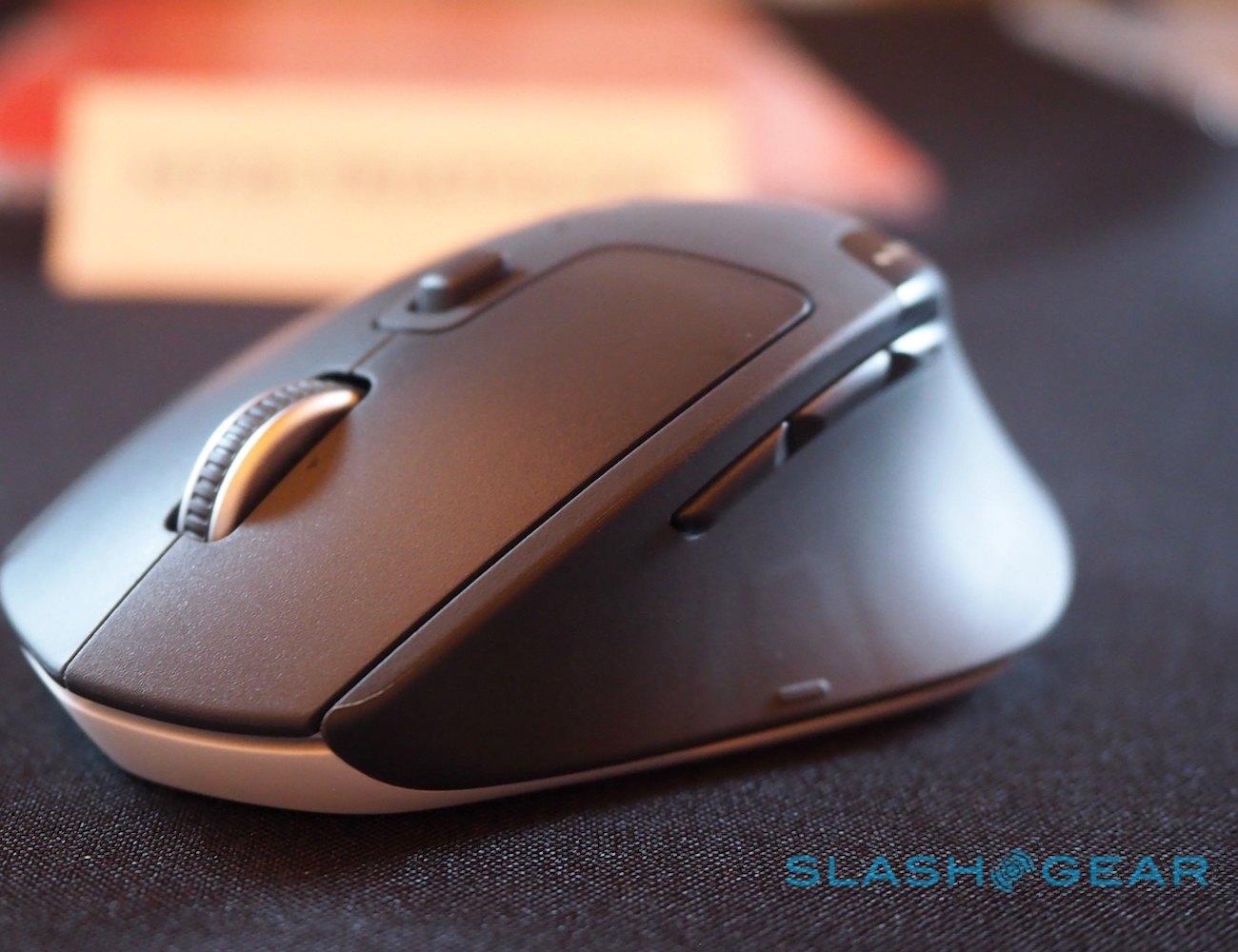 Logitech M720 Triathlon Multi-Device Mouse