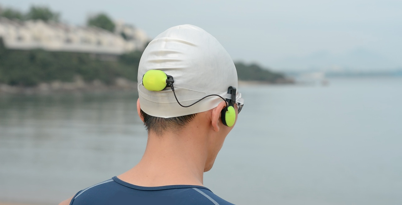 Marlin – The World's First Swim Meter Designed to Talk to You