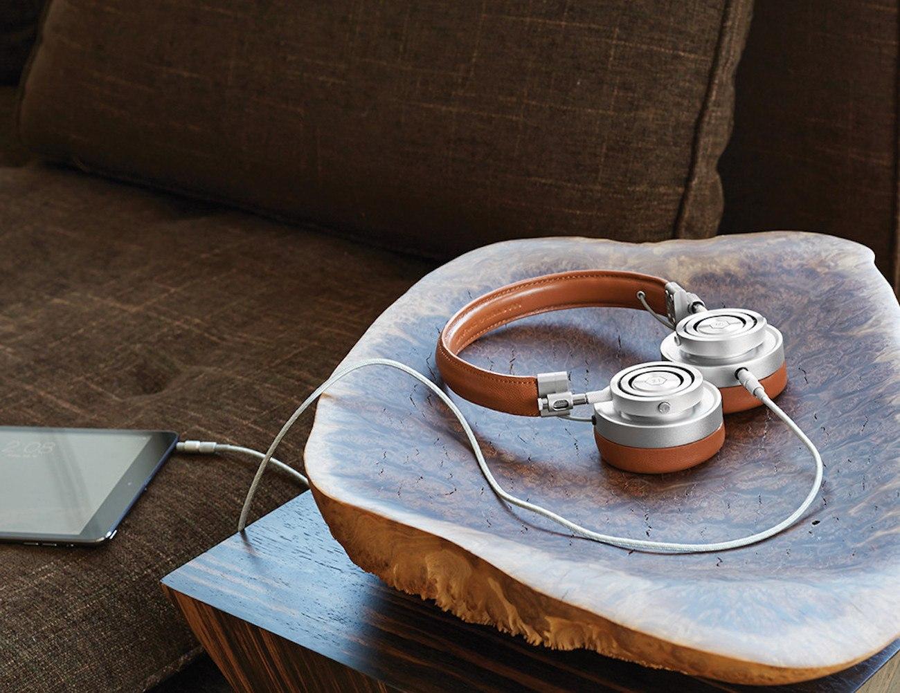 Master & Dynamic MH30 On-Ear Headphones
