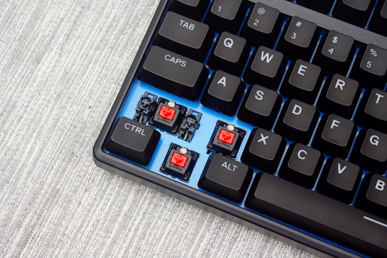 Mechanical Gaming Keyboard by SteelSeries
