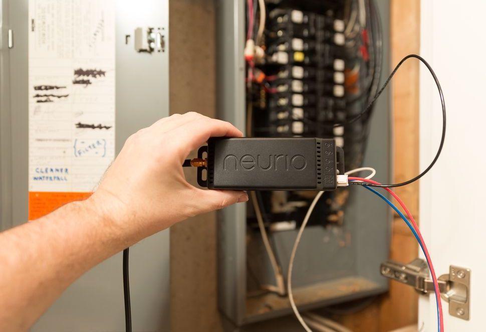 Neurio Home Electricity Monitor loading=