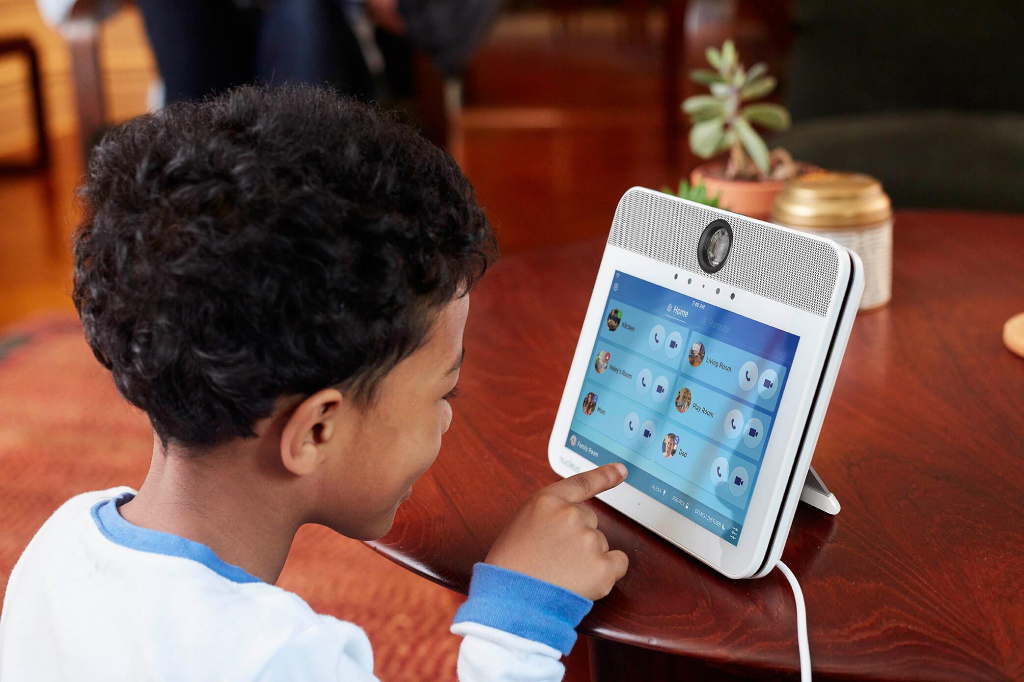 Nucleus+%E2%80%93+Touchscreen+Tablet+Intercom+For+Alexa