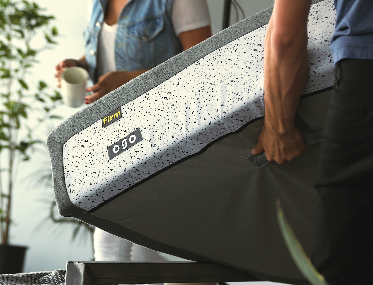 OSO Boxed Mattress With Customized Comfort Options