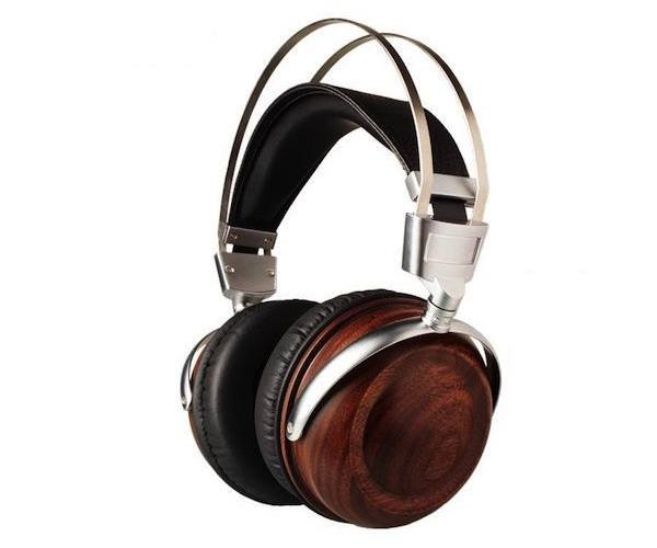 On-Ear Wooden Headphones