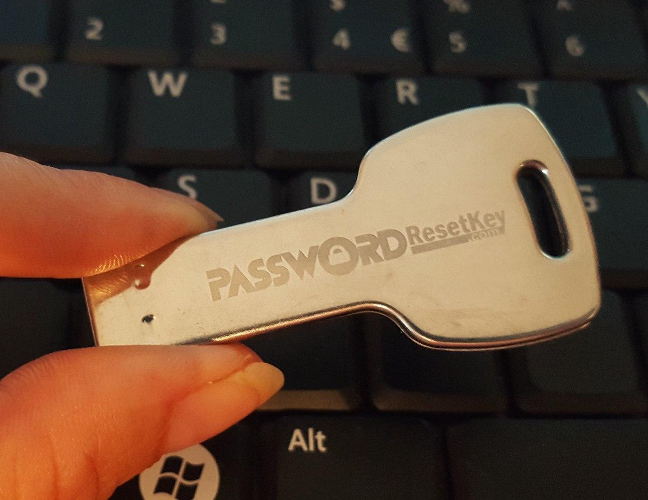 Password Reset Key 2.0