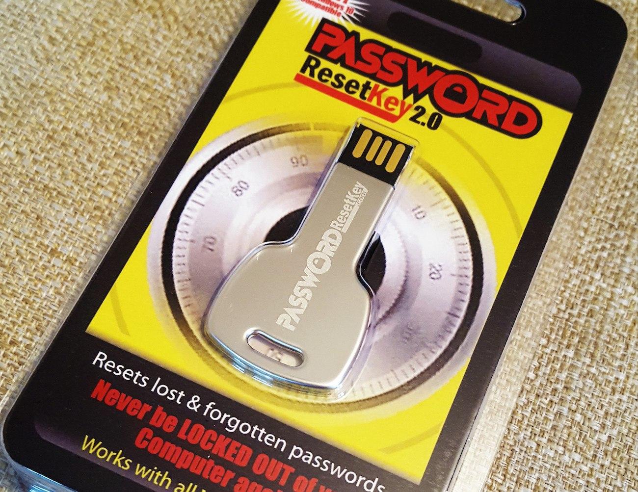 Password Reset Key 2.0 » Gadget Flow