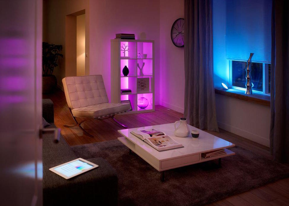 Philips Friends of Hue Personal Lighting Bloom