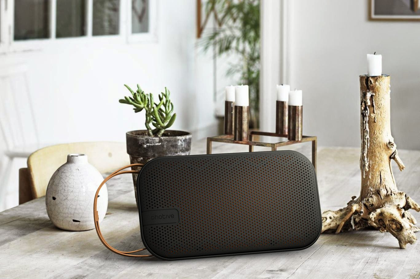 Photive S1 Premium Bluetooth Speaker