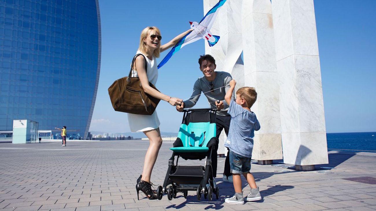 Pockit Stroller – The World's Smallest Folding Stroller