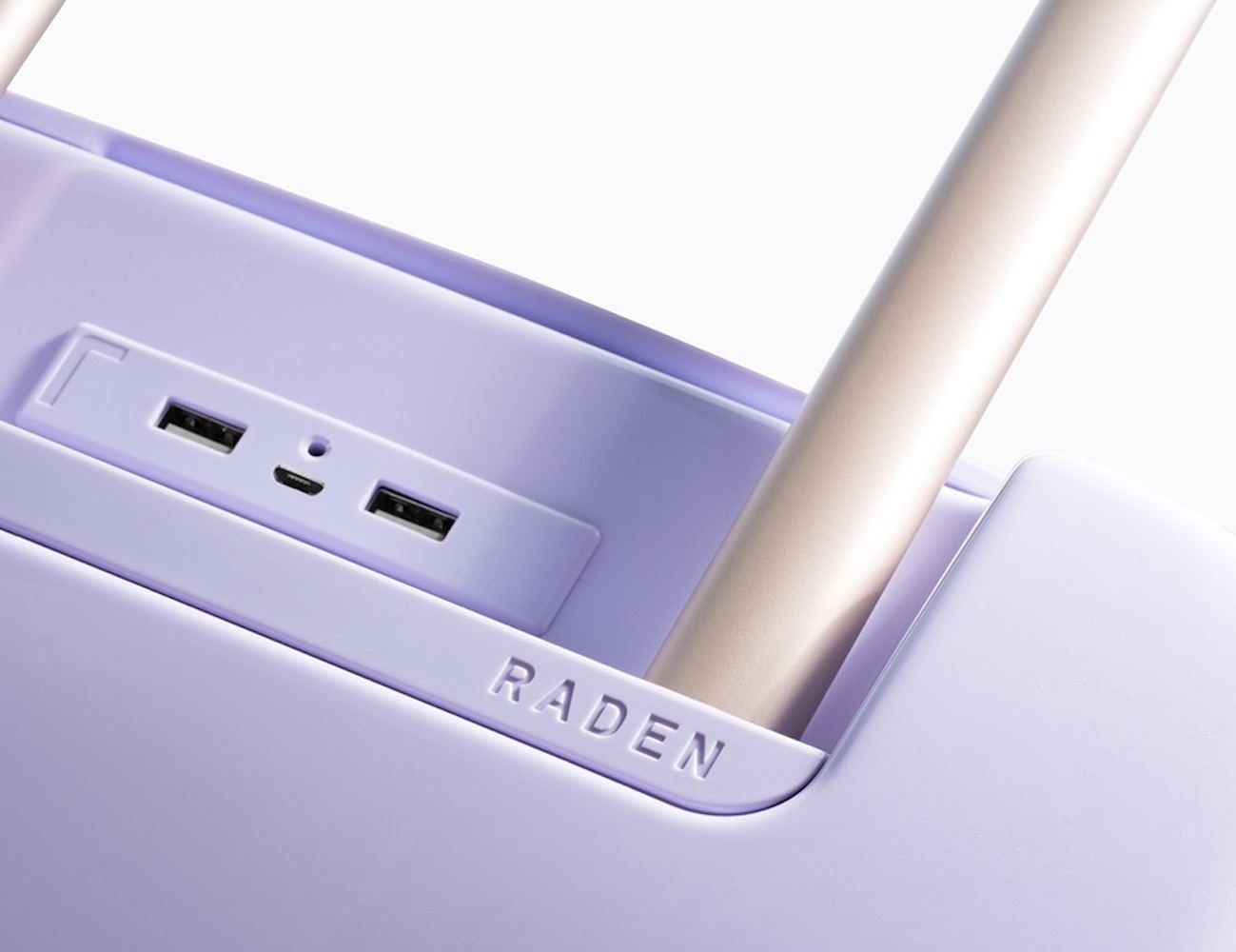 Raden Connected Suitcase