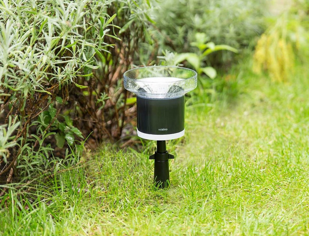 Rain Gauge for the Weather Station