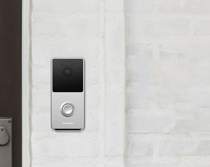 RemoBell+Wireless+Video+Doorbell