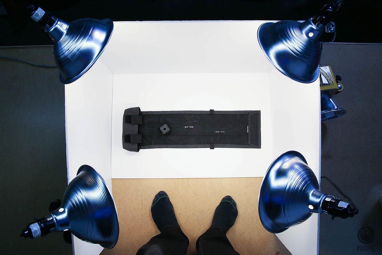 RollPro Mini, GoPro Organizer