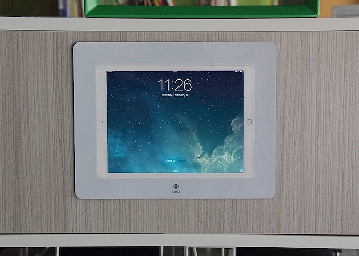 STINO – Nano Tech Mounting Solution for iPads