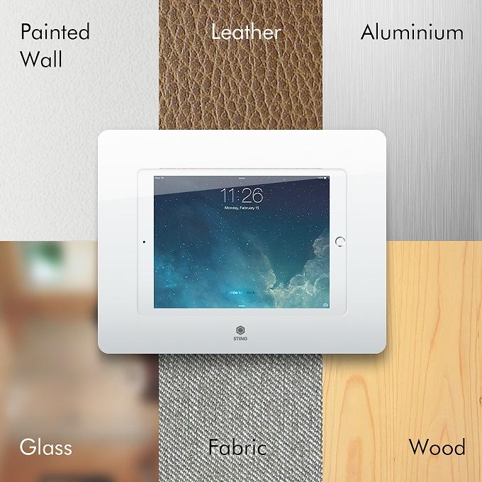 STINO – Nano Tech Mounting Solution for iPads