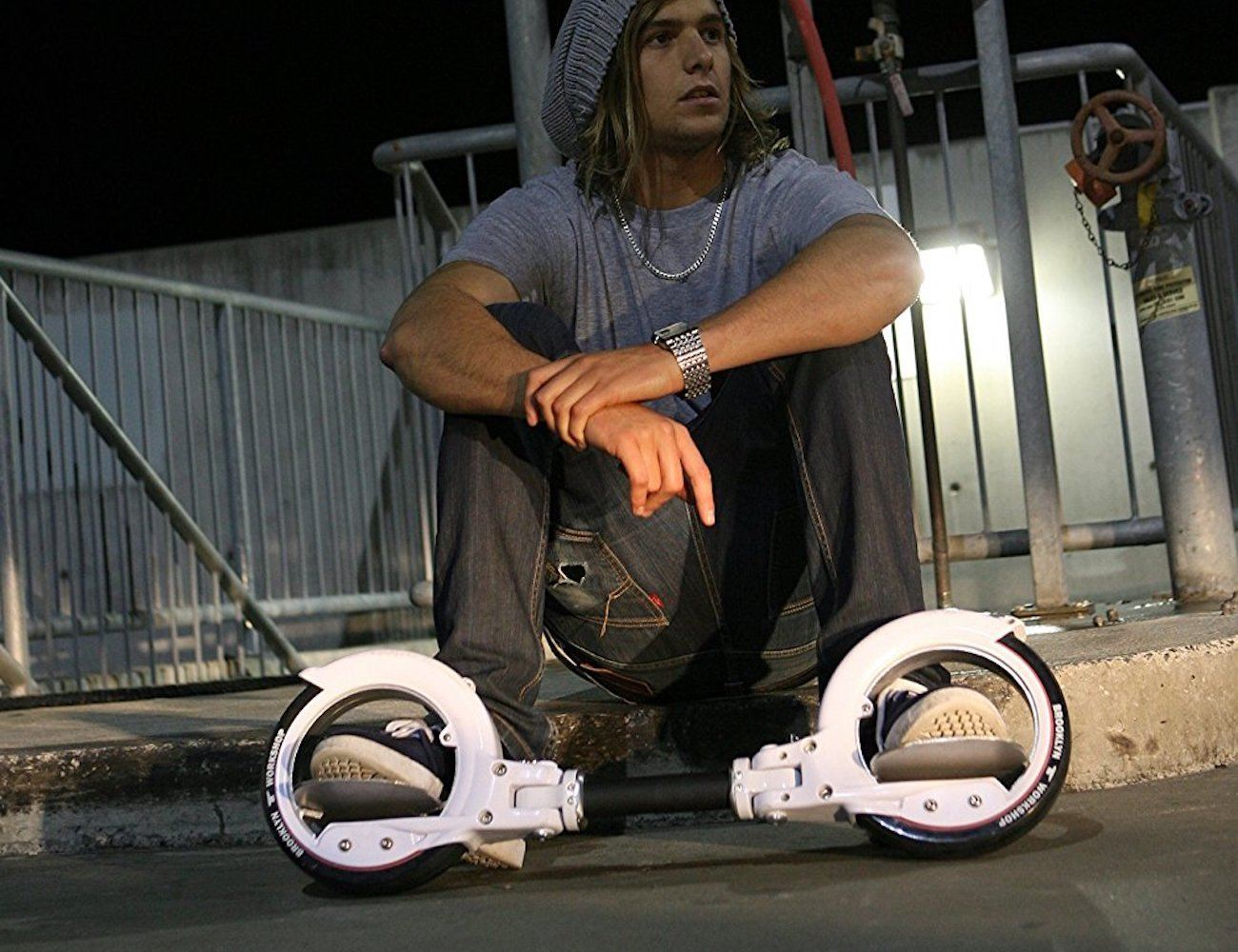 Skatecycle Hubless Skateboard