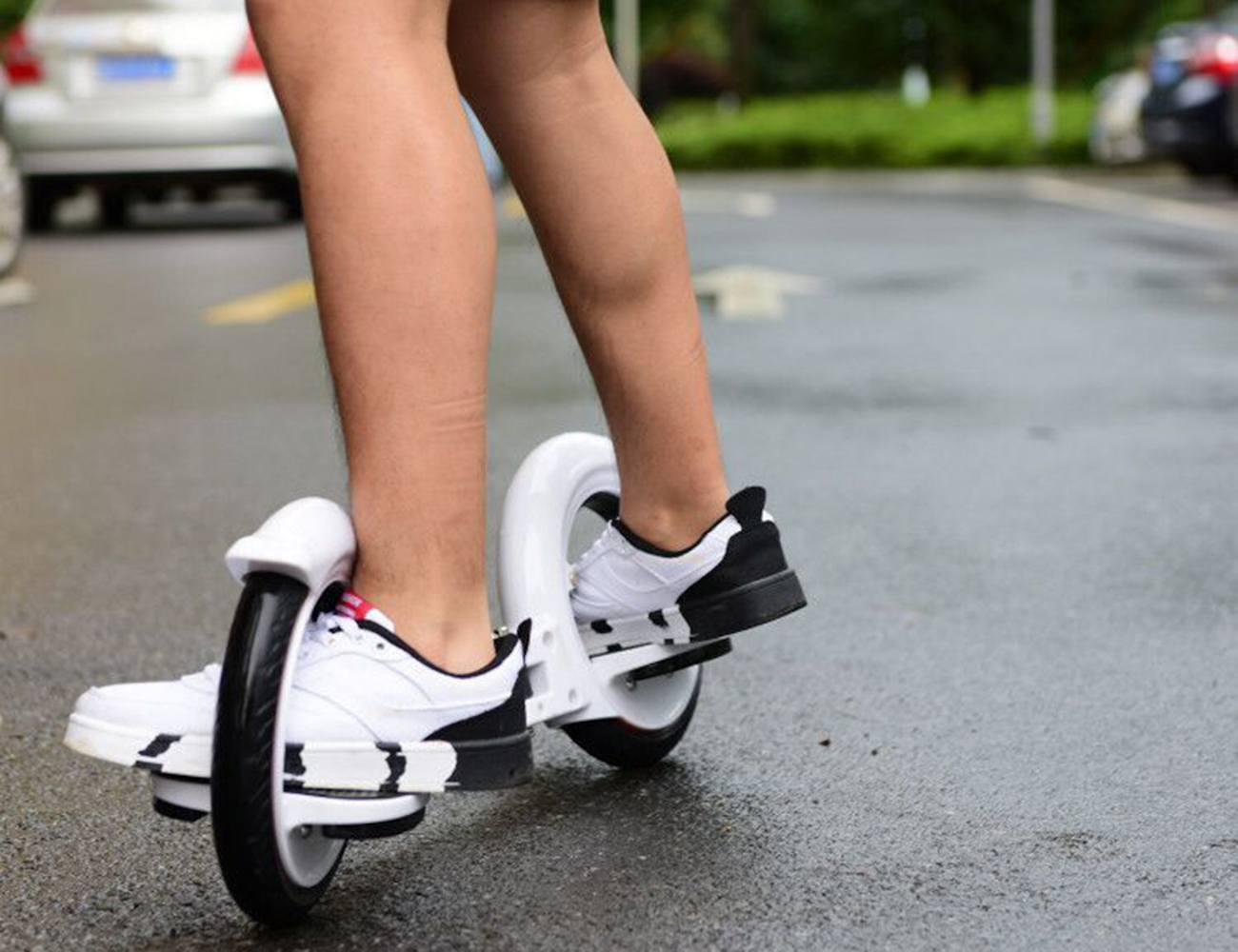 Skatecycle Hubless Skateboard