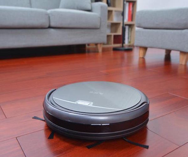 Smart Robotic Vacuum Cleaner