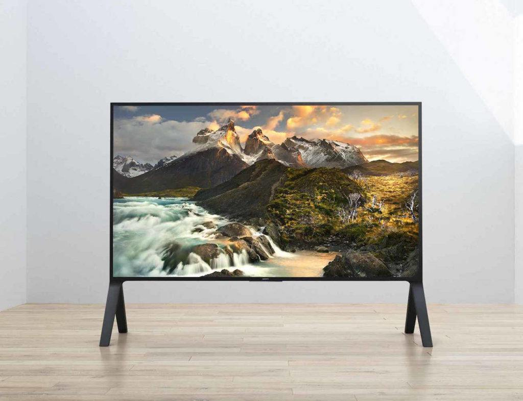 Sony+Z9D+4K+HDR+TV+with+Android