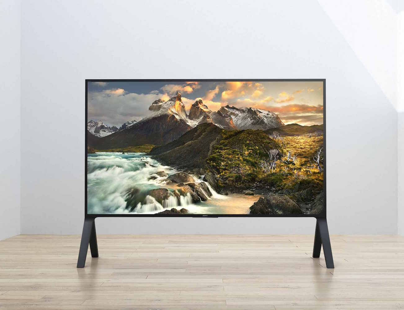 Sony Z9D 4K HDR TV with Android