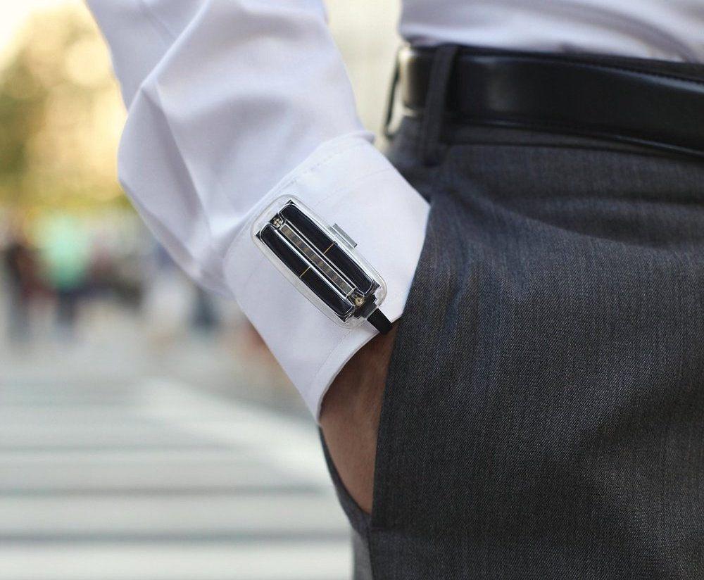 SunSprite Wearable Light Tracker