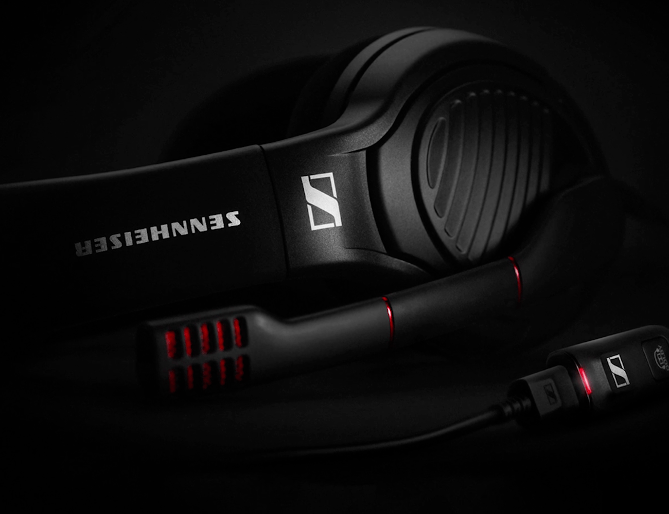 Surround Sound PC Gaming Headset by Sennheiser