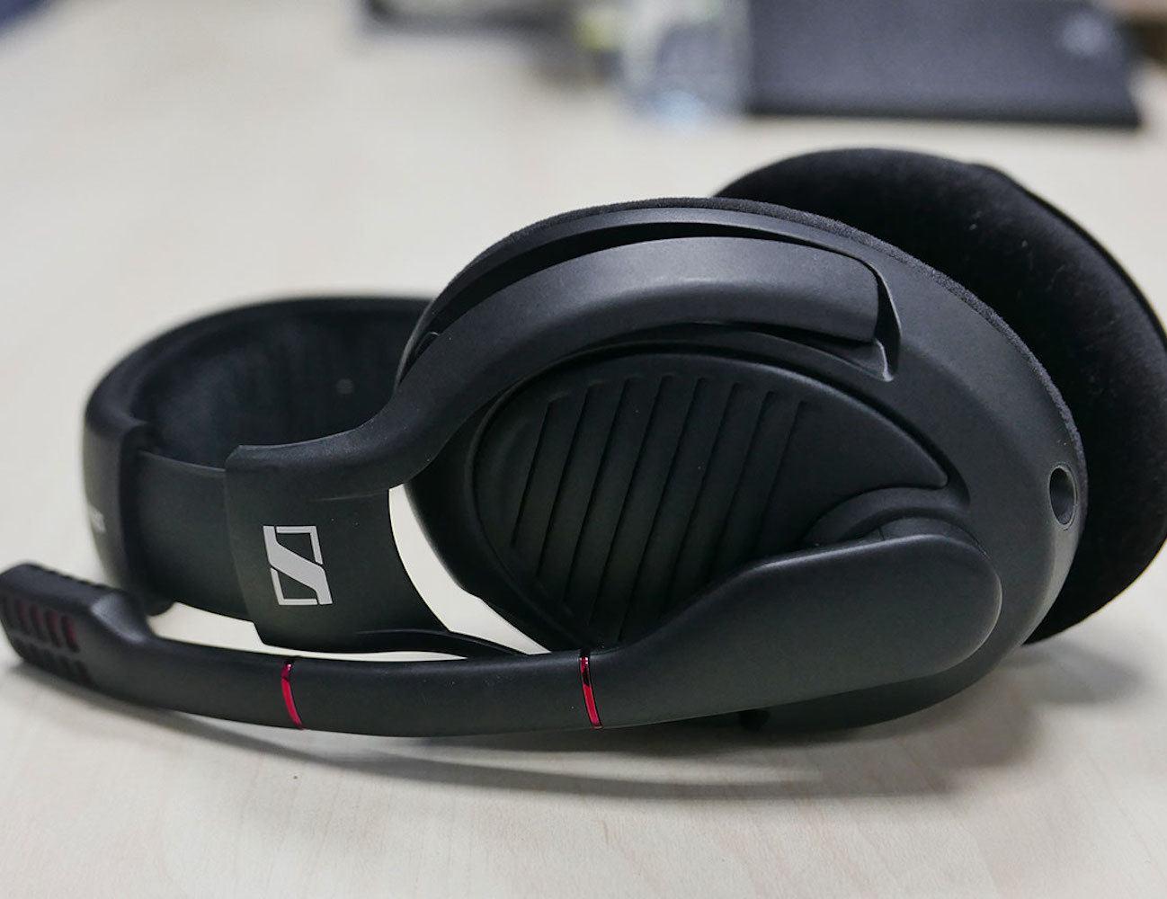 how to clean sennheiser headsets