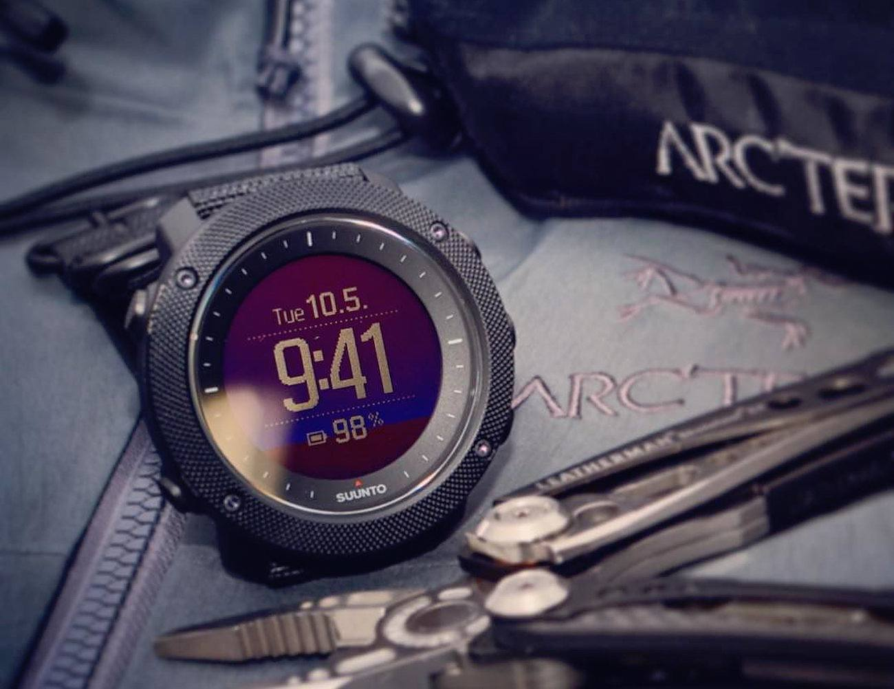 Suunto+Traverse+Alpha+Watch+With+Outdoor+Features