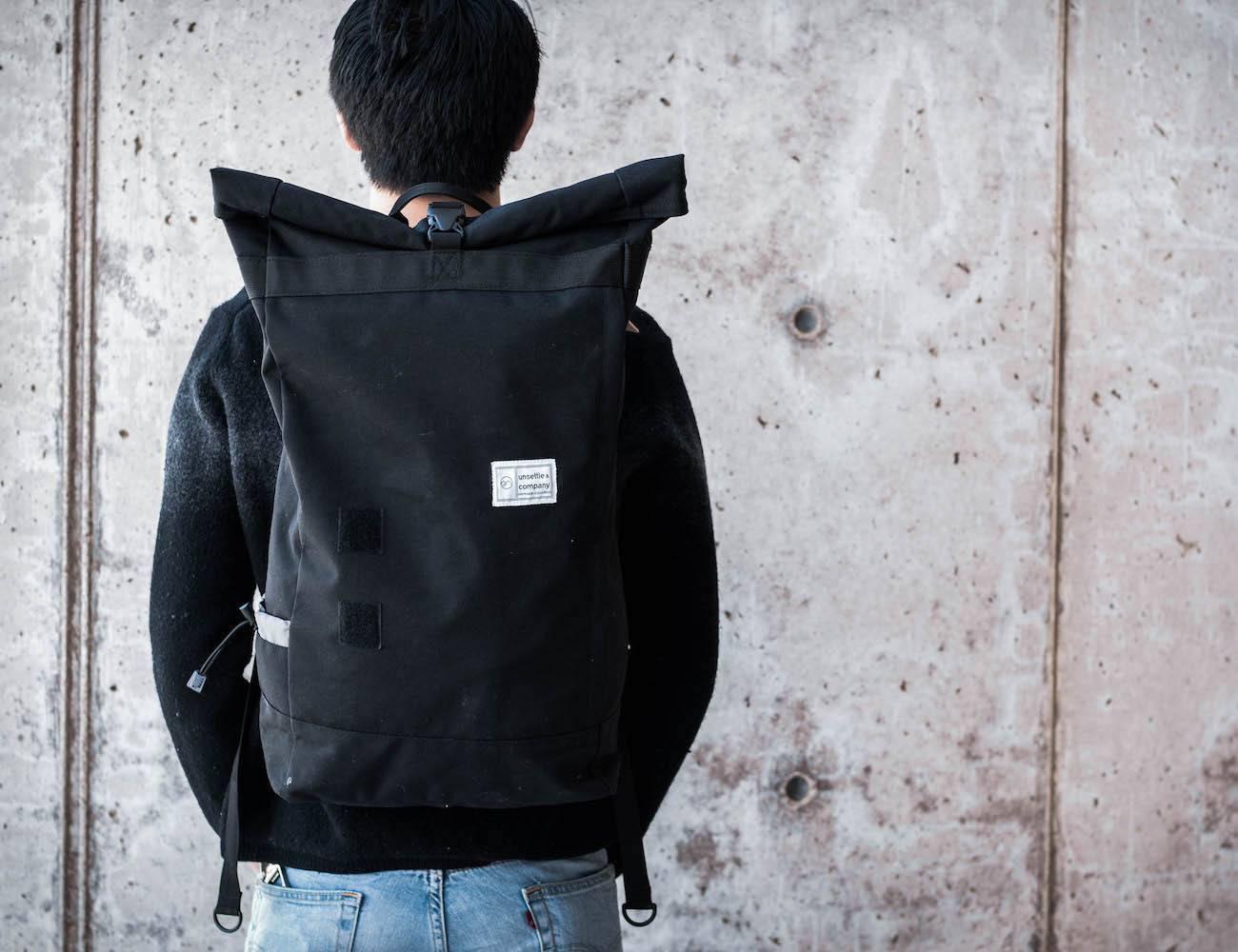 Modular+Weatherproof+Backpack