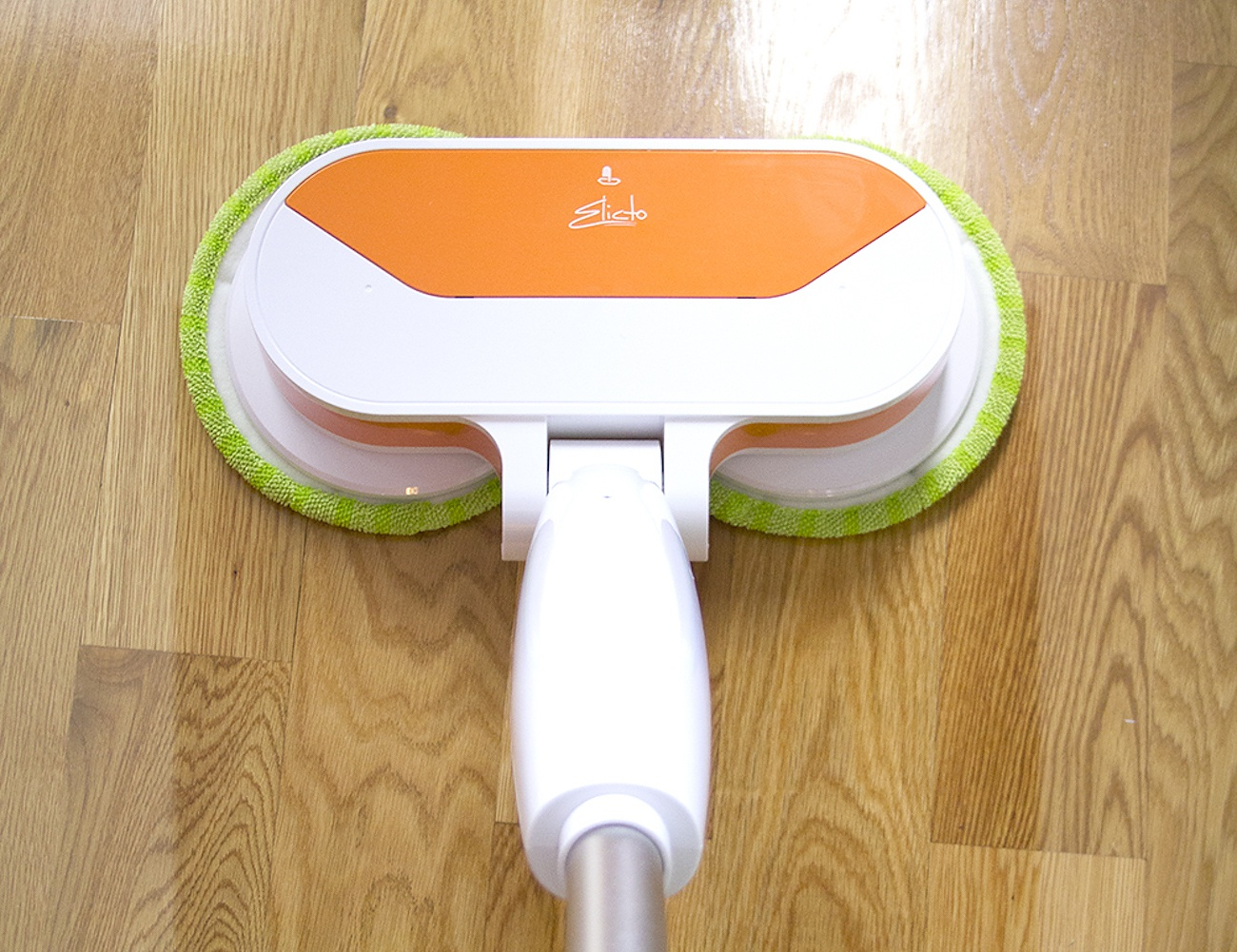 The Elicto Electronic Mop Will Make Your Floors Glisten