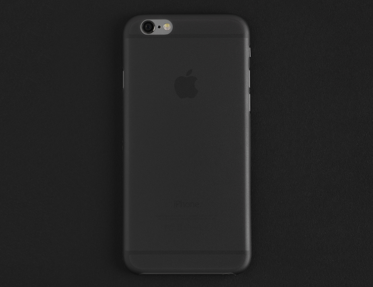 The Scarf – 0.02″ Thin iPhone Case by totallee