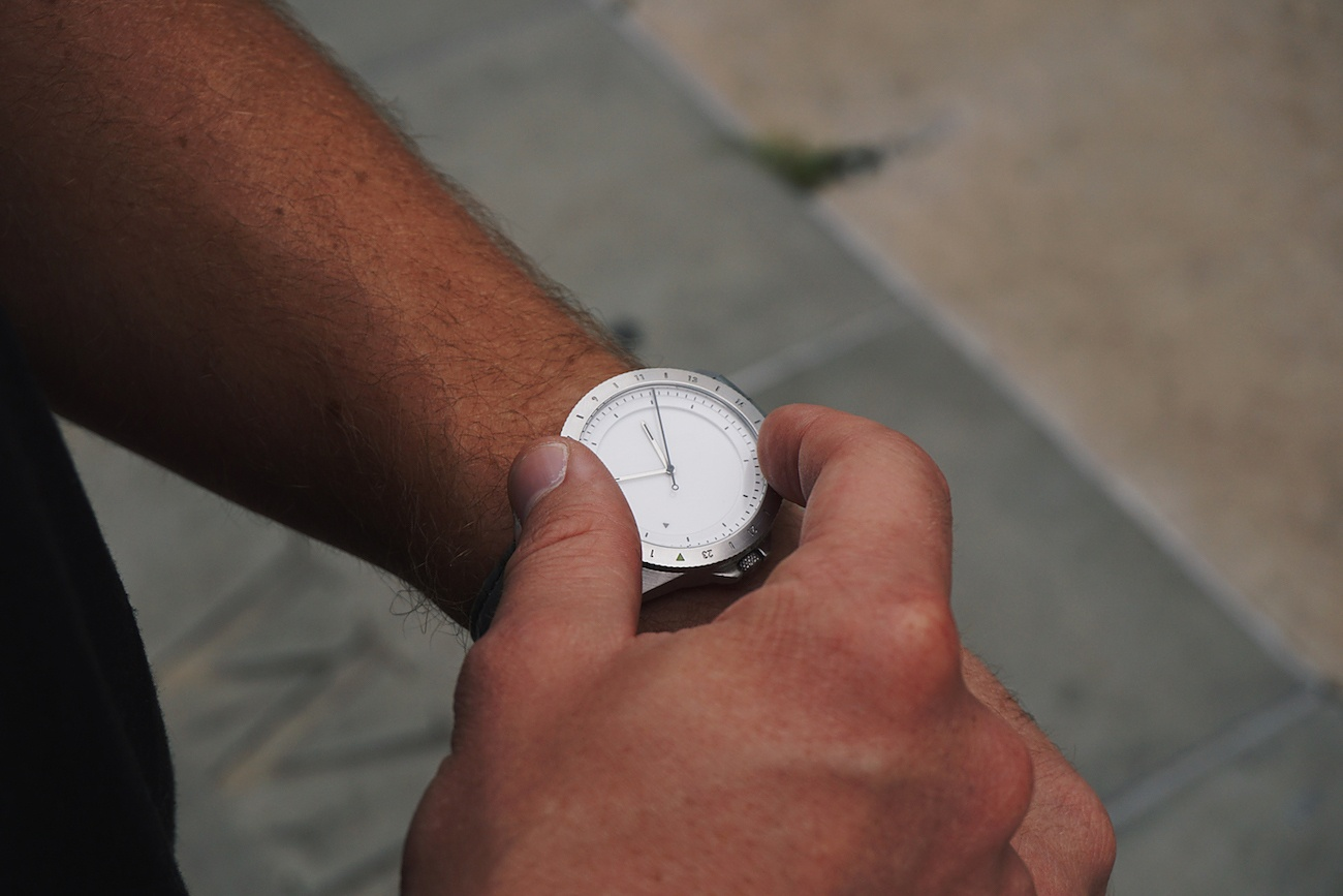 The T2 Timepiece – For The Modern Time Traveler