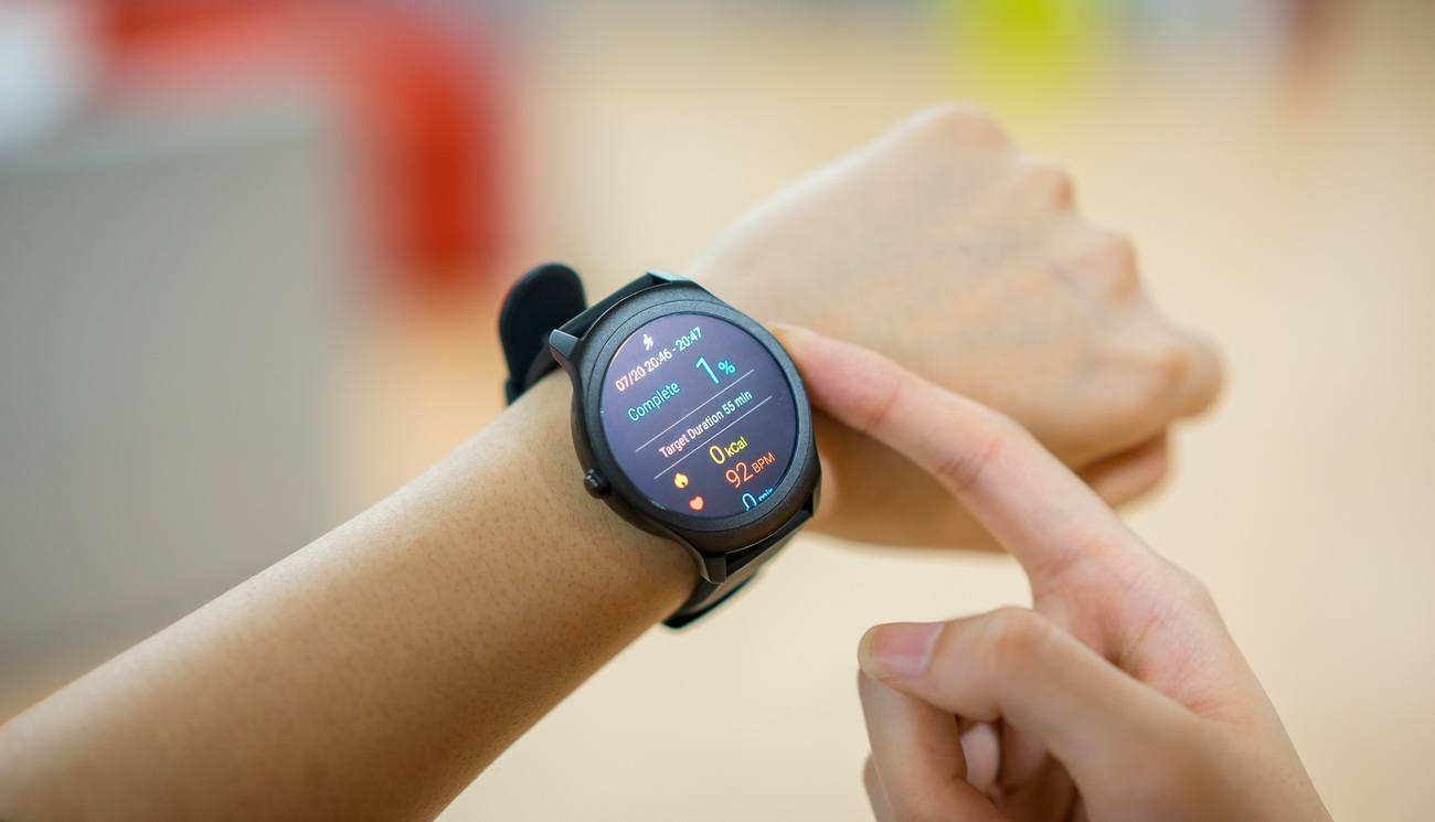 Ticwatch 2 Interactive Smartwatch