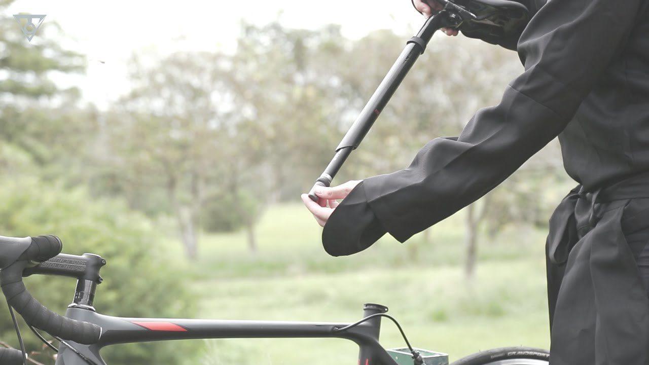 Topeak Ninja P Mini Pump