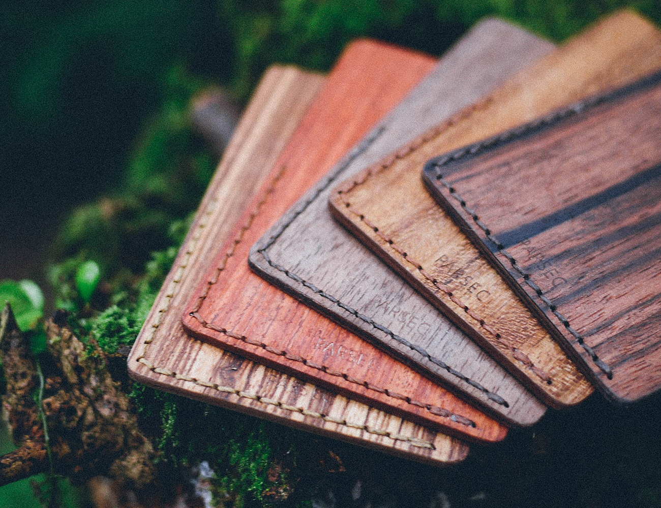 Treether – Wallets Crafted With Beautiful Wood & Leather