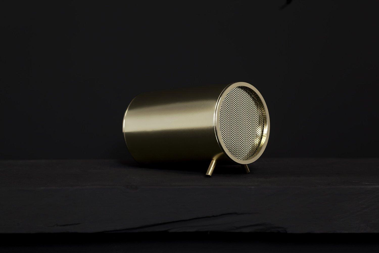Tube Audio Bluetooth Speaker