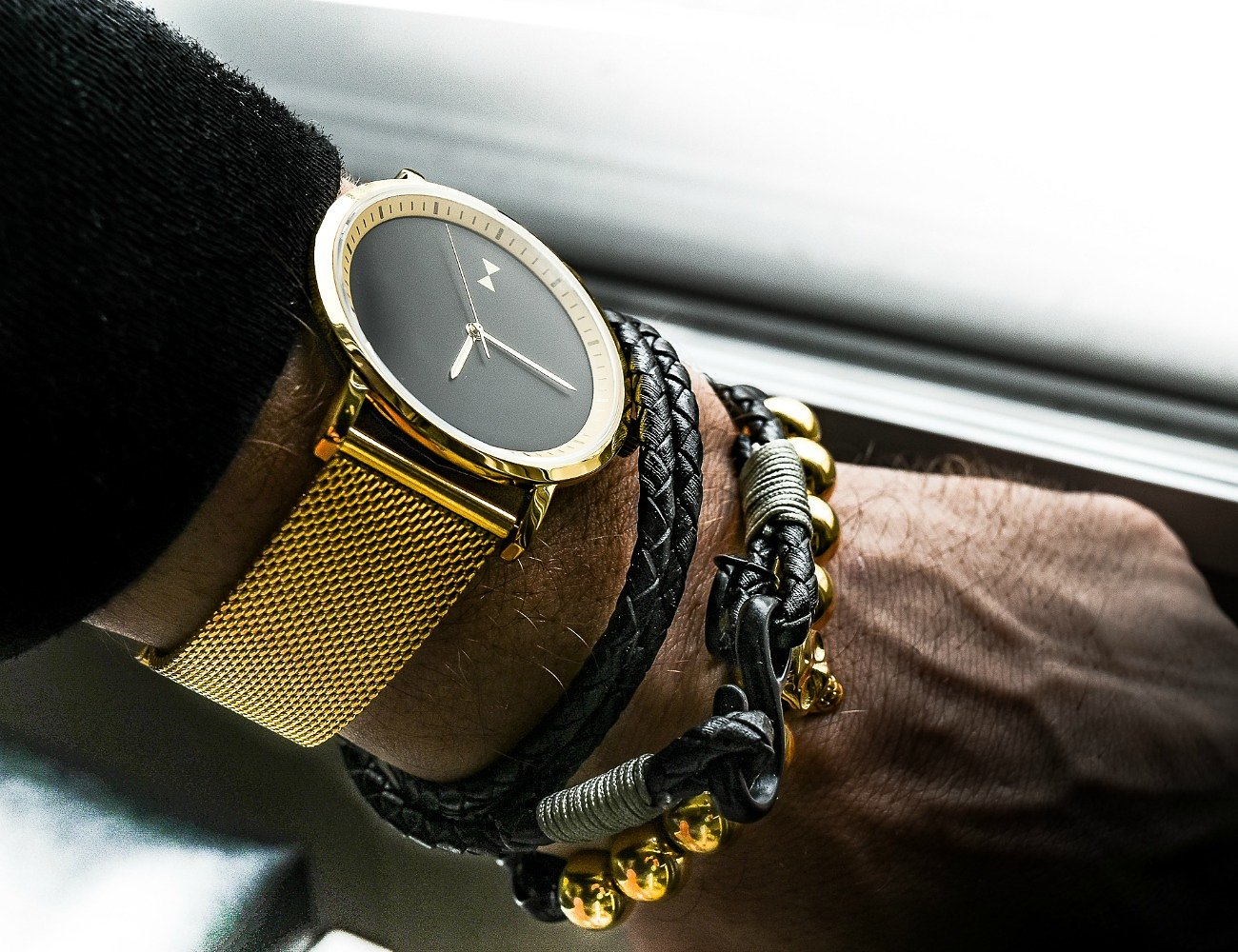 Unisex Modern Watches by Glen Maher