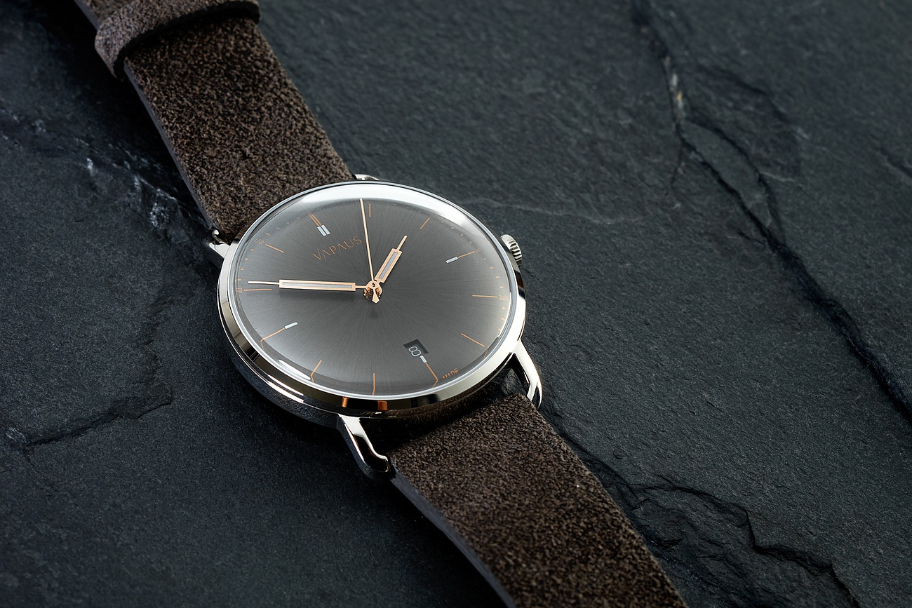 VAPAUS Veli 1950s-Inspired Watch