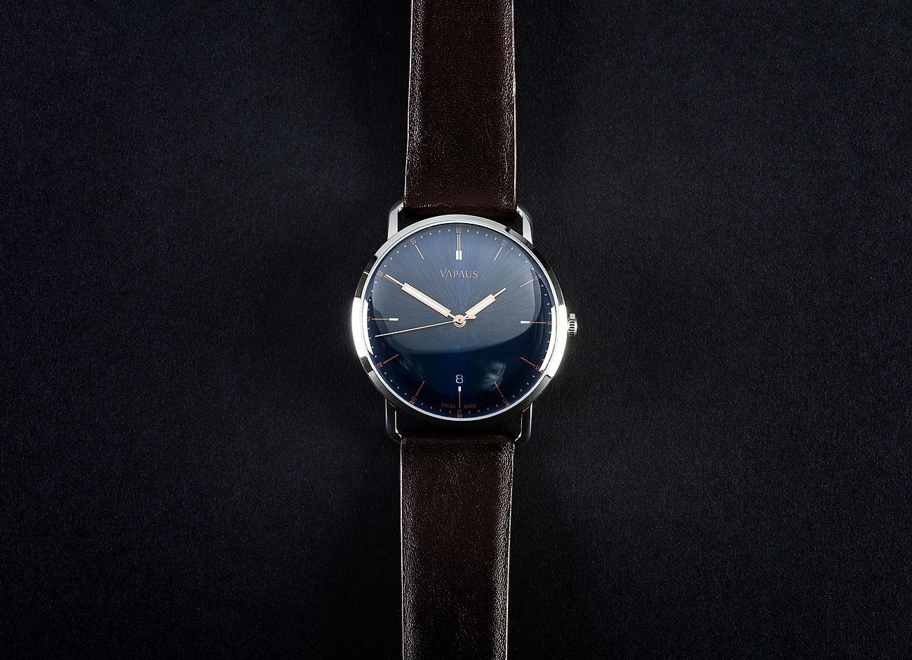 VAPAUS Veli 1950s-Inspired Watch