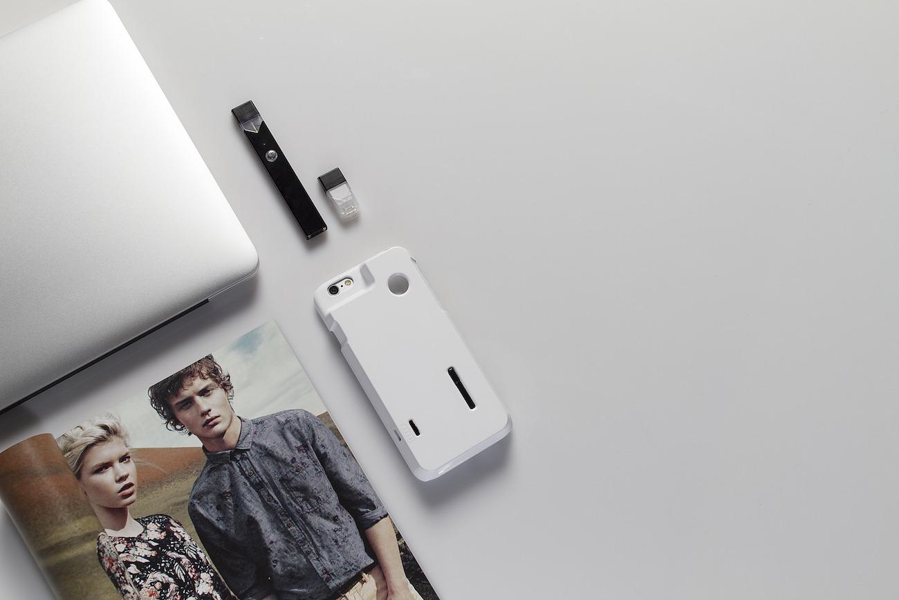 Vaportronix – VQ – iPhone case + Vaporizer